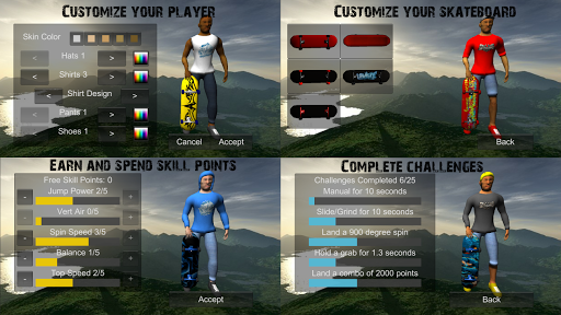 Skating Freestyle Extreme 3D 1.70 Screenshots 5