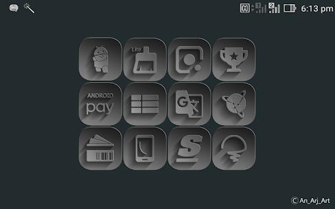 Tha_Black – icon pack 9.7.6 Mod APK Download 1