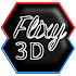Flixy 3D - Icon Pack