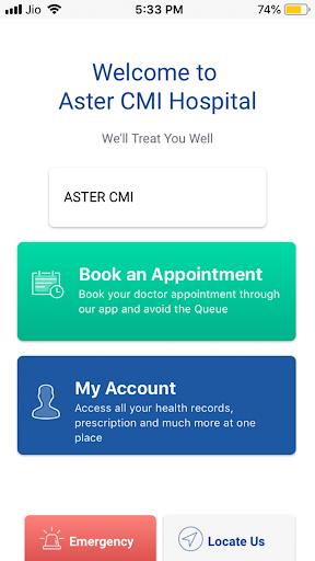 Aster Connect  screenshots 1
