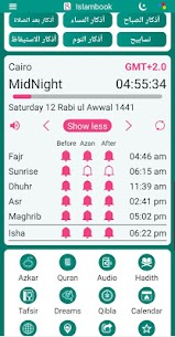 Islambook – Prayer Times, Azkar, Quran, Hadith 8.9 Mod APK Direct Download 1