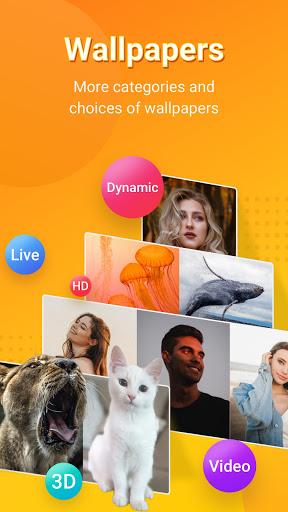 APUS Launcher - 3D Themes HD Wallpapersuff0cHide Apps apktram screenshots 2