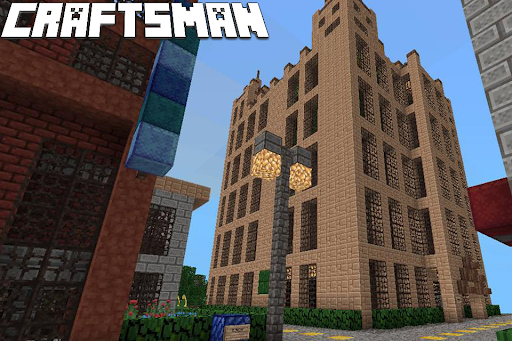 Crafts Man 2021: Building Craft  screenshots 13