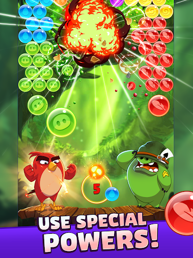 Angry Birds POP Blast 1.10.0 screenshots 9