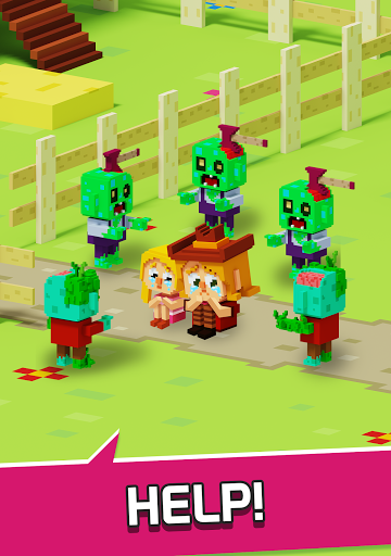 Build Heroes:Idle Survival Journey  screenshots 10