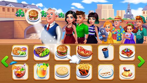 Cooking Truck - Food truck worldwide cuisine apkmartins screenshots 1
