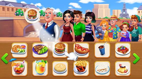 Cooking Truck - Food truck worldwide cuisine 1.0.8 screenshots 1