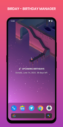 Birday - Birthday Manager ud83cudf82  Screenshots 7