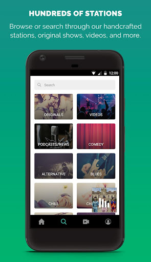 LiveXLive - Streaming Music and Live Events apktram screenshots 4
