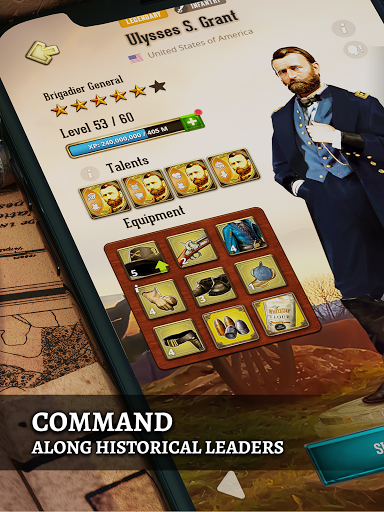 War and Peace: The #1 Civil War Strategy Game 2021.2.1 Screenshots 23