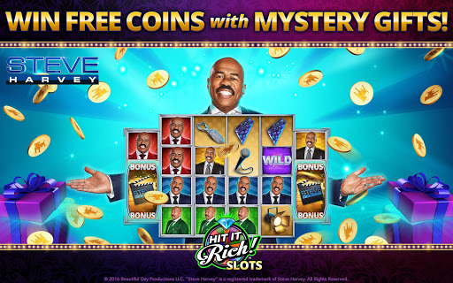 Hit it Rich! Lucky Vegas Casino Slot Machine Game 1.8.9617 screenshots 14