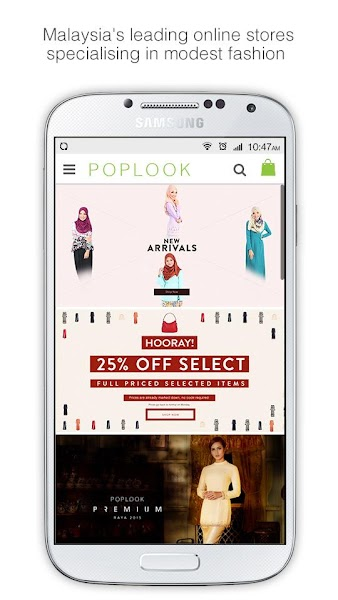 POPLOOK - The Modest Fashion Label