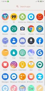 Pixel Icons Screenshot