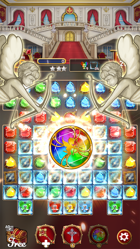 Grand Jewel Castle: Graceful Match 3 Puzzle 1.2.5 screenshots 3