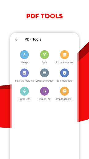 PDF Reader - PDF Viewer android2mod screenshots 5