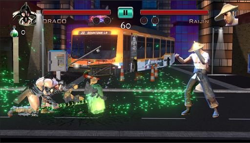 Ninja Games Fighting - Combat Kung Fu Karate Fight apkpoly screenshots 7
