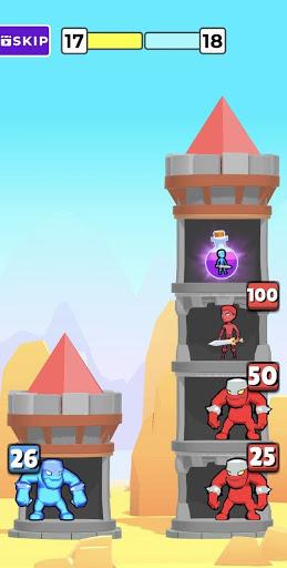 Hero Tower Wars - Castle War Games  screenshots 4