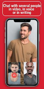 JocK - Gay video dating and gay video chat 25.135 Screenshots 14