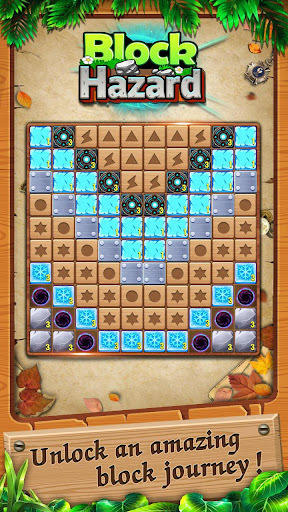 Block Hazard - Creative Block Puzzle Games screenshots 1