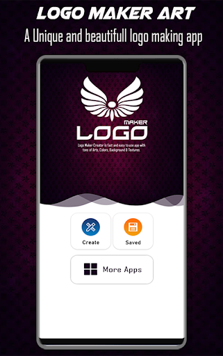 Logo Maker Free - 3D Logo Creator, Logo Design Art 1.3 Screenshots 2