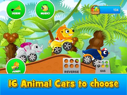 Animal Cars Kids Racing Game 1.6.5 Screenshots 7
