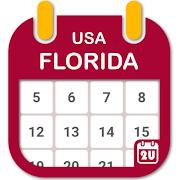 Florida Calendar - Holiday & Note (Calendar 2021)