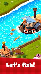 Happy Town Farm Games – Farming  City Building Apk 4