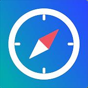 Digital Compass & Qibla Direction