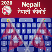 Nepali and English keyboard easy Typing