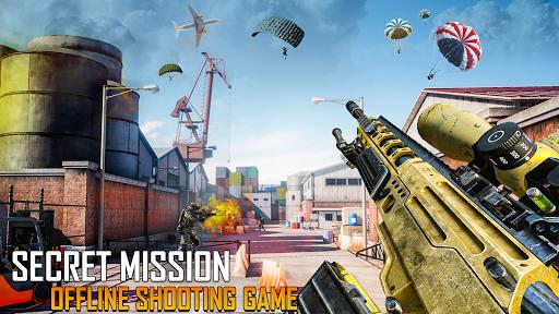 FPS Shooting Games: Army Commander Secret Missions  screenshots 1