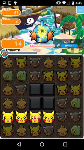 Poku00e9mon Shuffle Mobile 1.13.0 Screenshots 4