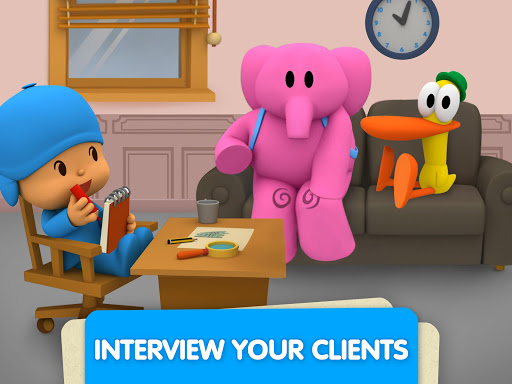 Pocoyo and the Mystery of the Hidden Objects  screenshots 15
