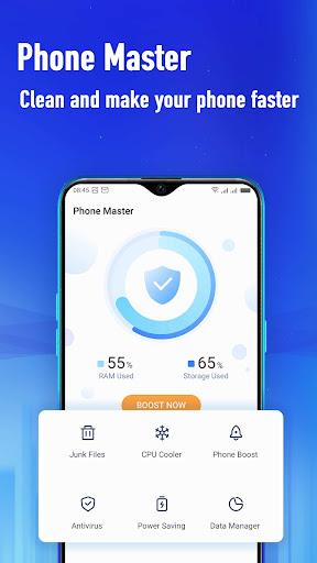 Phone Masteru2013Junk Clean Master,Battery Saver,Boost apktram screenshots 1