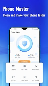 Phone Master–Junk Clean Master,Battery Saver,Boost 5.1.6.00003