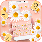 Lovely Daisy Keyboard Theme