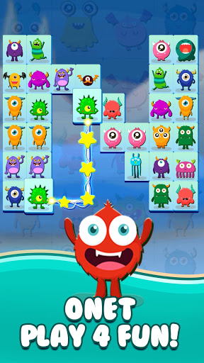 Onet Connect Monster - Play for fun apkslow screenshots 10