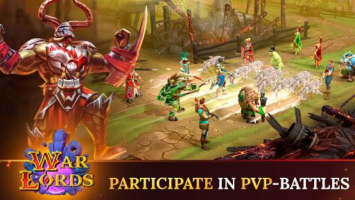전쟁 군주 (Warlords):전설의 턴제 RPG 이미지[5]