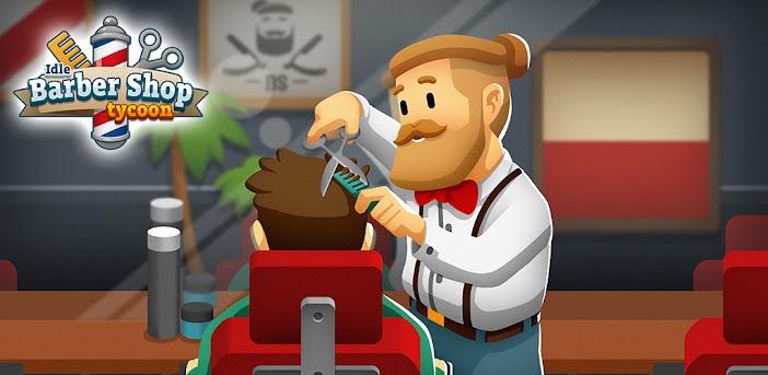 Idle Barber Shop Tycoon – Management-Spiel