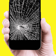 Broken Screen Prank app & Hair Clipper Prank