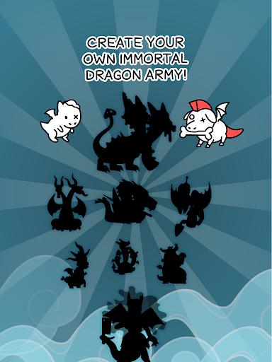 Zombie Dragon Evolution - Create Epic Monsters  screenshots 8