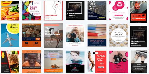 Poster Maker Flyer Maker 2020 free graphic Design 3.11 Screenshots 8