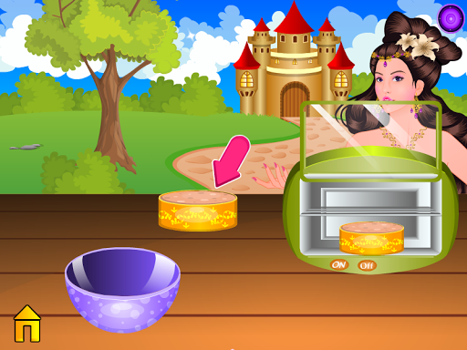 Princess birthday cake For PC Windows (7, 8, 10, 10X) & Mac Computer Image Number- 7