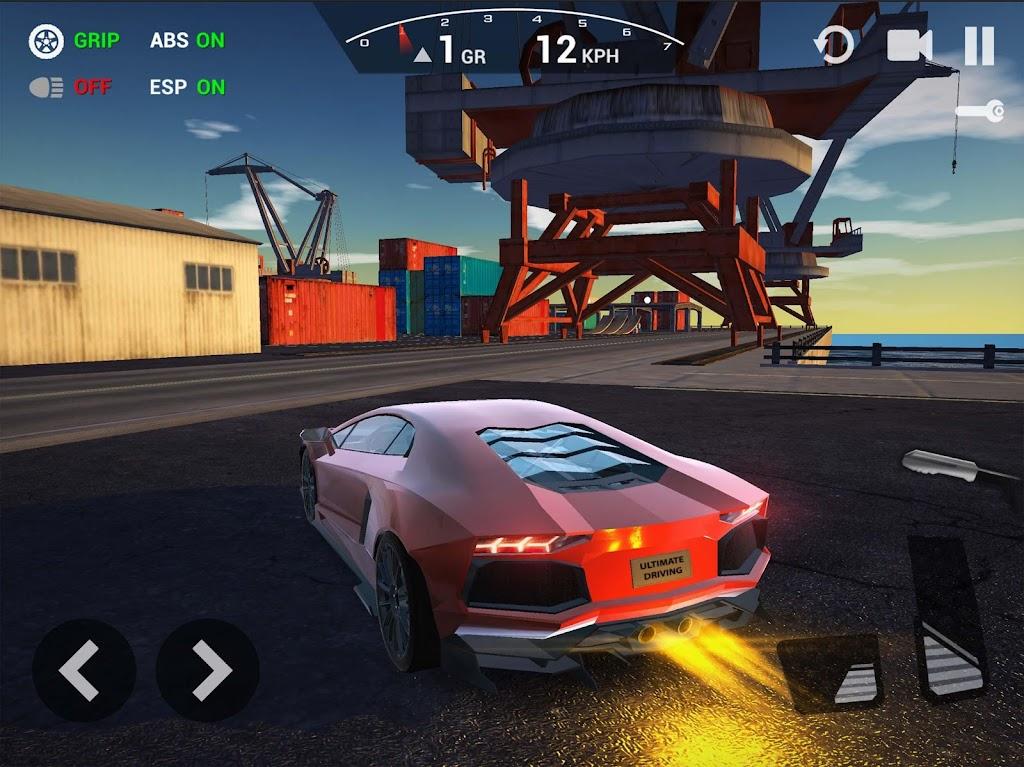 Ultimate Car Driving Simulator poster 14
