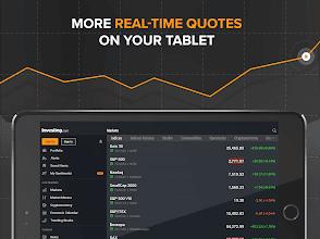 Investing.com: Stocks, Finance, Markets & News screenshot thumbnail