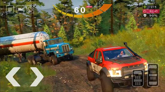 Pickup Truck 2020 - Raptor Truck 2020 1.1 Screenshots 1