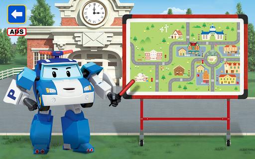 Robocar Poli: Mailman! Good Games for Kids!  screenshots 9