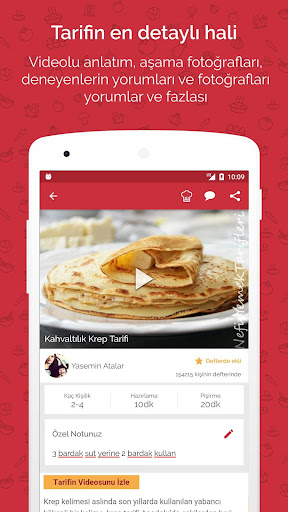 Nefis Yemek Tarifleri  Screenshots 12
