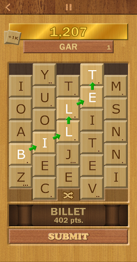Word Bust - Bookworm (Infinity) apktreat screenshots 2