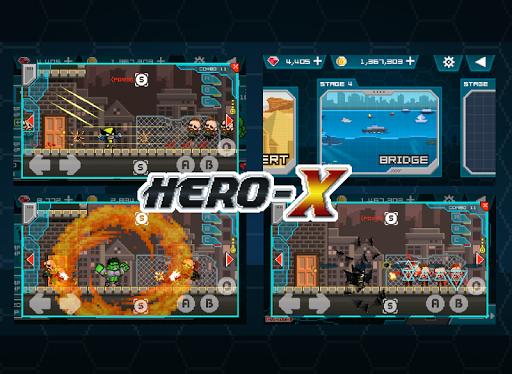 HERO-X 1.1.6 screenshots 8