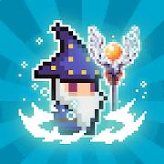Pixel Wizard - Epic Clicker RPG